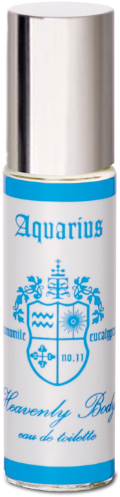 Heavenly Body Roll-On Aquarius
