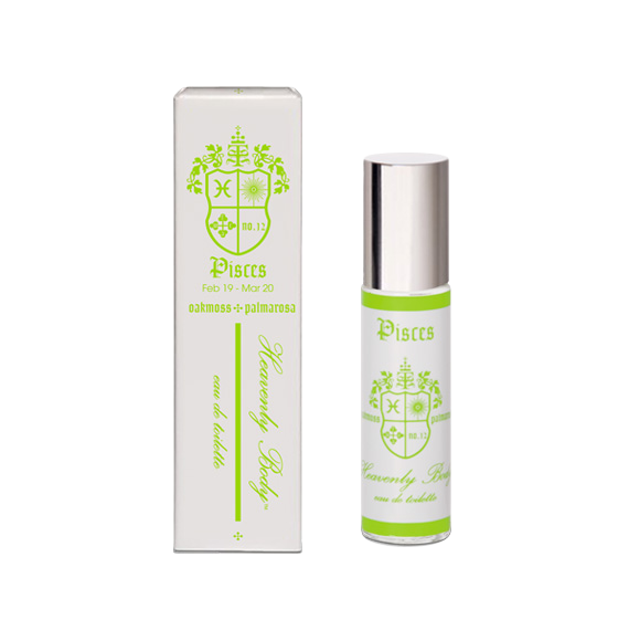 Heavenly Body Roll-On Pisces