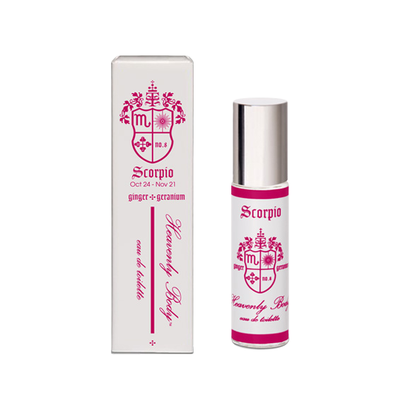 Heavenly Body Roll-On Sagittarius