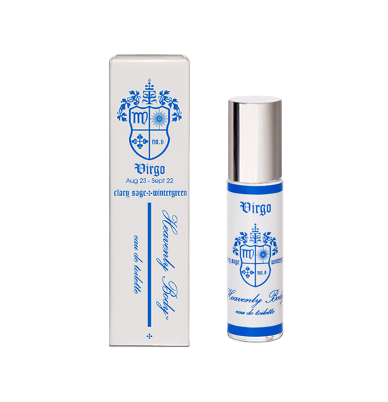Heavenly Body Roll-On Virgo